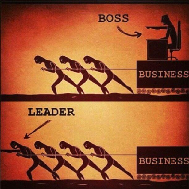 manageri de succes care creează încredere